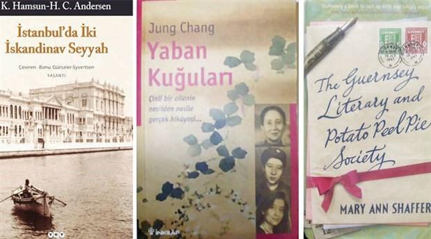 """""""Hem çok okuyan hem çok gezen bilir"""" dedirten 11 gezmeli kitap"""