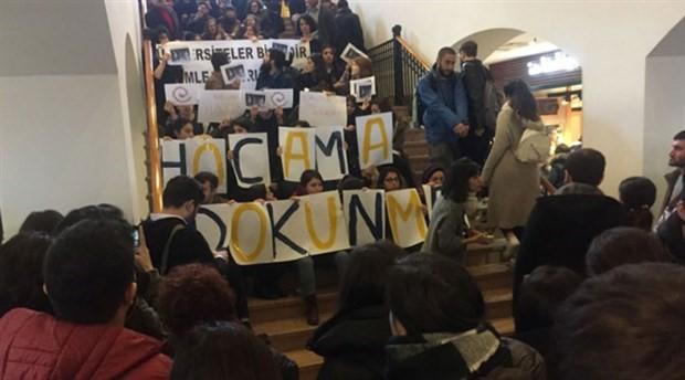 Koç Üniversiteliler Dayanışması: Akademi biat etmez