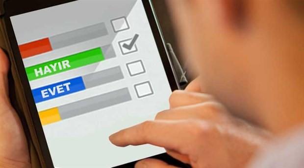 Avrasya Kamuoyu Araştırmaları Merkezi, referandum anketi sonucunu açıkladı