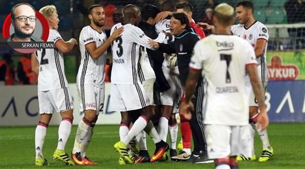 Beşiktaş  arayı açıyor