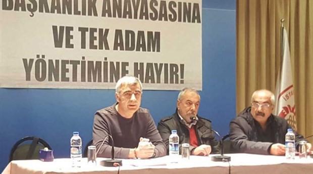 Emek mücadelesinde yer almış 158 isimden ortak deklarasyon: Hayır