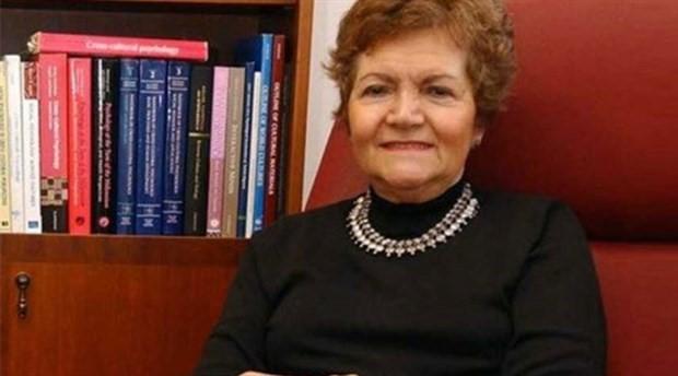 Sosyal psikolojinin kurucularından Prof. Dr. Çiğdem Kağıtçıbaşı hayatını kaybetti