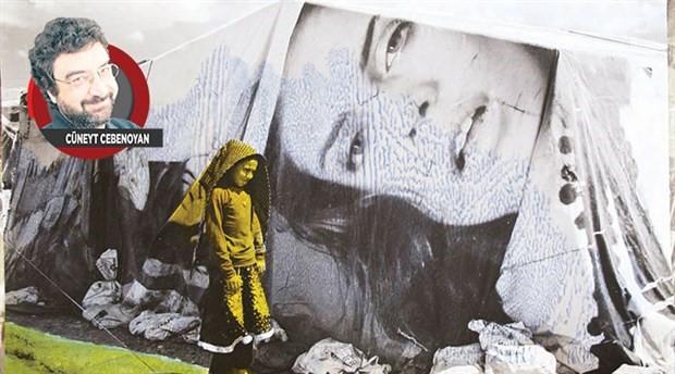 Jocelyne Saab Sergisi: Günde Bir Dolara Yaşamak