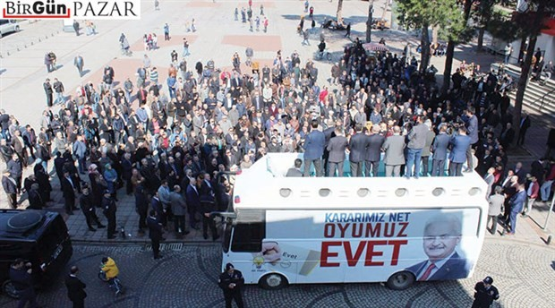 Referandum, Erdoğan  ve diyalektik dersleri..