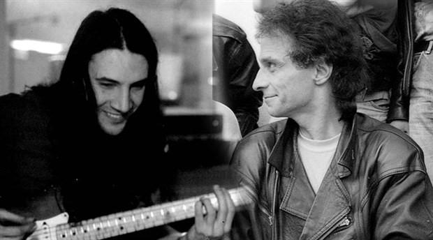 İki emsalsiz müzisyen