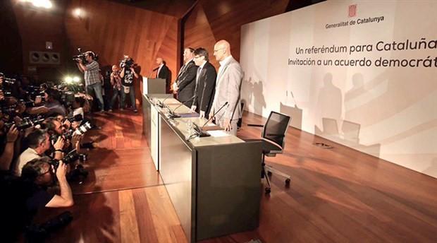 Katalonya Başkanı referandum için diyalogda ısrarcı