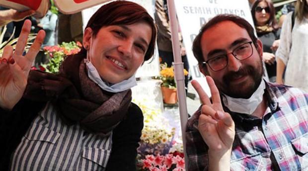 Nuriye Gülmen ve Semih Özakça ile ilgili görsel sonucu