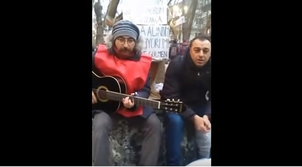Prosecutor in Turkey accuses dismissed educator with 'playing the guitar and singing'