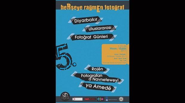 5. Diyarbakır Uluslararası Fotoğraf Günleri