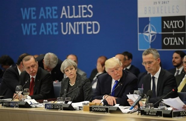 EU countries oppose annual summit of NATO being held in Turkey