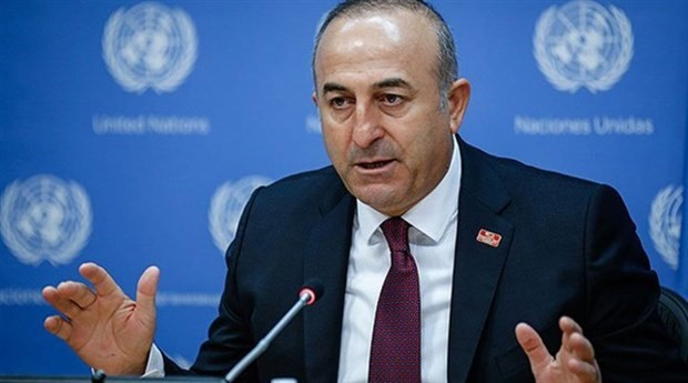 Journalists are being used as spies in Turkey, says foreign minister Çavuşoğlu