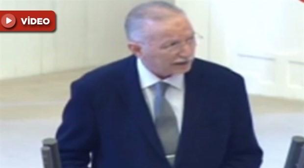Ekmeleddin İhsanoğlu isyan etti:  Metni vereyim kayda geçsin