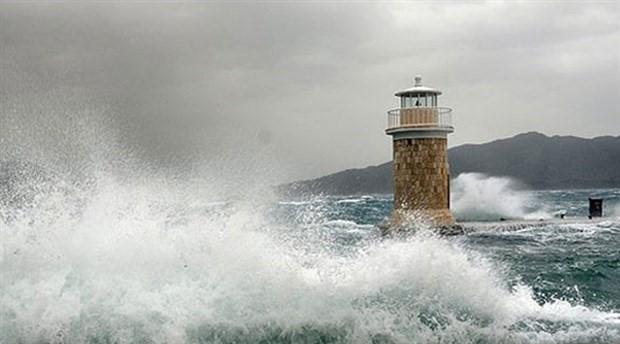 Meteorolojiden Karadeniz için fırtına uyarısı