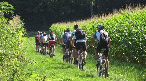 Kap bisikletini çık yola: 5 rota