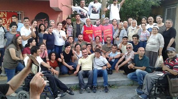 TAYAD üyesi Mehmet Güvel, Nuriye ve Semih için süresiz açlık grevine başladı