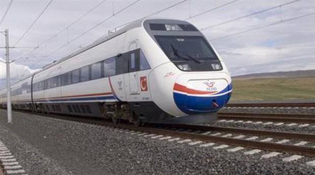 Yüksek Hızlı Tren bir kişiyi ezdi