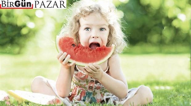 Sağlıklı bir yaz