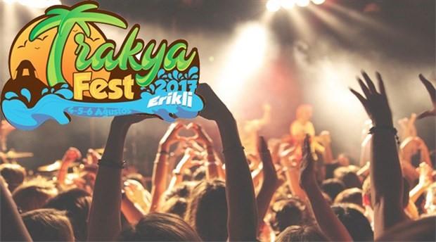 Trakya Fest için geri sayım