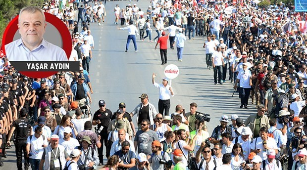 Justice March in Turkey catches Erdoğan off guard