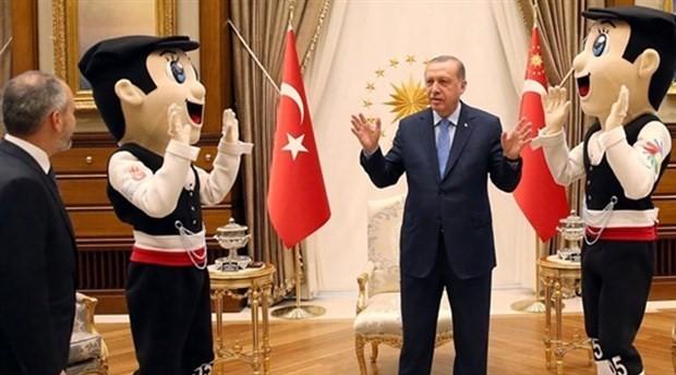 Erdoğan tehdit etti, yandaşlar ortak manşet attı