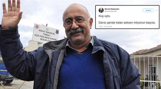 Sevan Nişanyan, firar edip yurt dışına çıktı