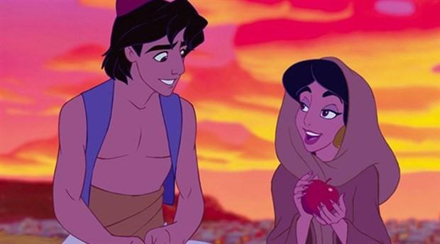 Alaaddin filmi için oyuncu 'beğenemeyen' Disney kararını verdi