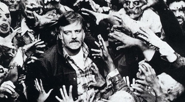 Kült zombi filmlerinin yönetmeni George A. Romero hayatını kaybetti