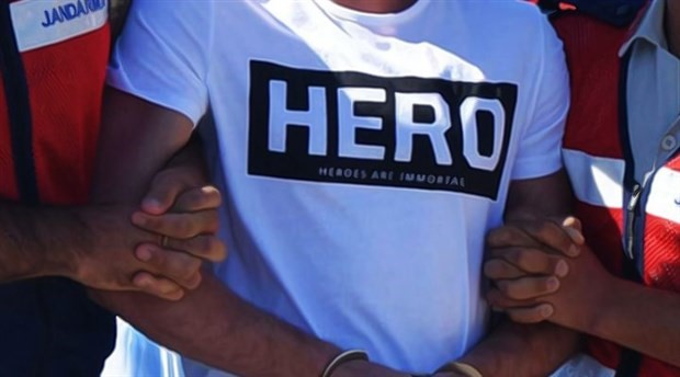 Sale of 'Hero' t-shirts worn by coup suspect in Turkey stopped