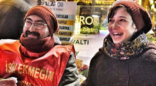 Call from opposition in Turkey to authorities: 'Free Nuriye and Semih!'
