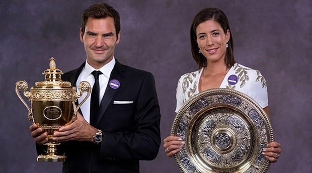 Wimbledon şampiyonları genel klasmanda hızla yükseldi