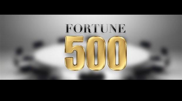 Dünyanın en büyük 500 şirketi açıklandı
