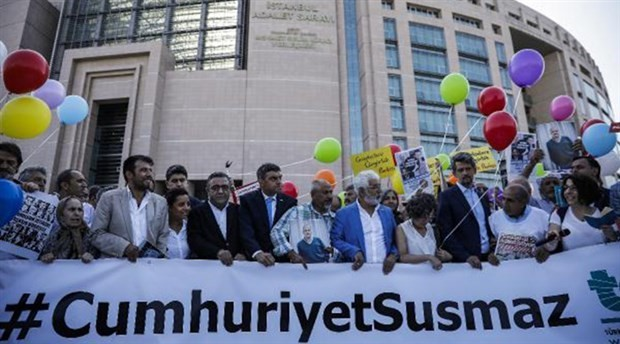 Journalism is under siege in Turkey: LA Times