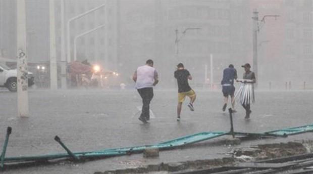 İşte İstanbul için son hava tahmini
