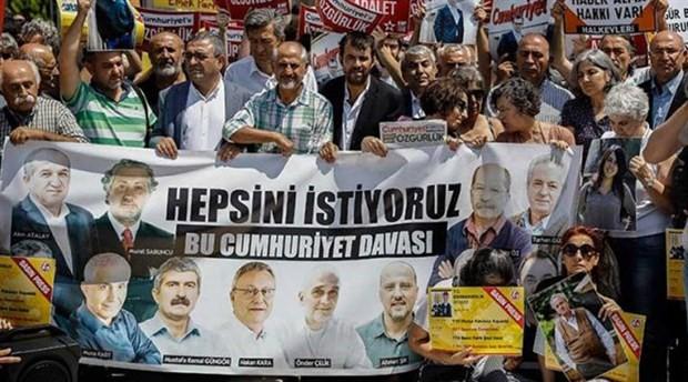 Basın meslek örgütleri: Tüm gazeteciler serbest bırakılana kadar mücadele edeceğiz