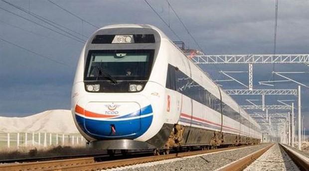 Yeni hızlı tren güzergahı belli oldu