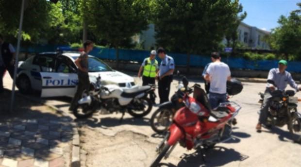 Türkiye genelinde motosiklet operasyonu