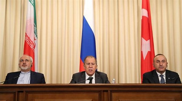 Officials of Russia, Iran and Turkey to meet in Tehran to hold talks over Syria