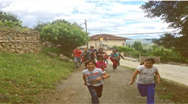 Tersine Dünya ile çocukların hayallerine yolculuk