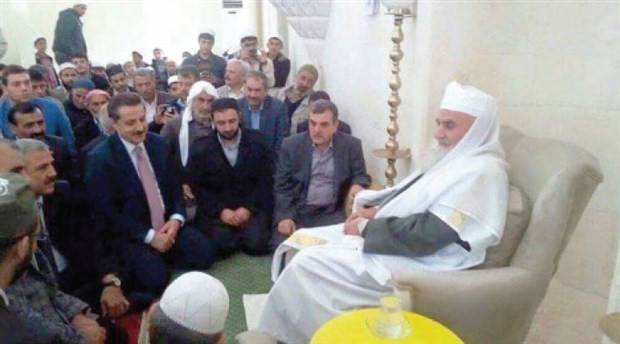 Positions vacated as a result of the purge in Turkey filled by new religious groups