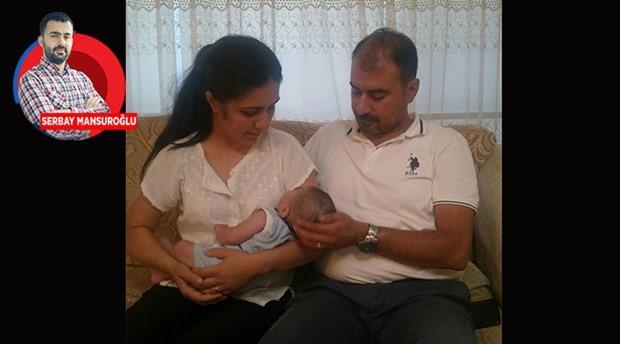 Saygın Ali bebeğin ailesi yaşadıklarını anlattı:  Bebeğin ağlaması bile bizim için çok önemli