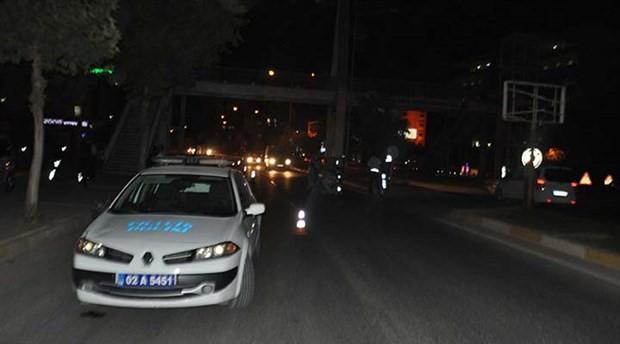 Polis aracının çarptığı şahıs öldü