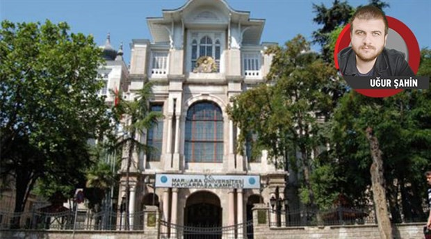 Marmara Üniversitesi personeli kampüs binasında intihar etti
