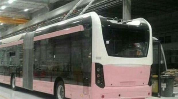 'Pembe trambüs' seferlere başlıyor