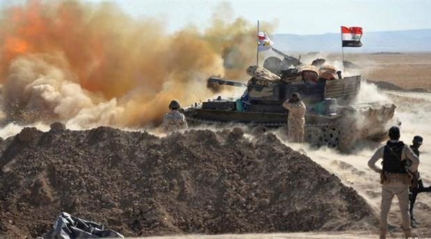 Irak ordusu Telafer Kalesine ulaştı