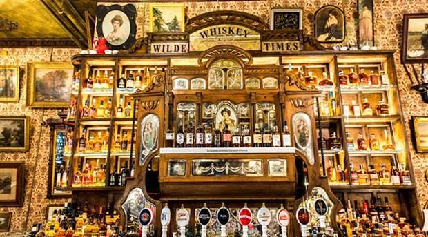 Oscar Wilde barı açılıyor