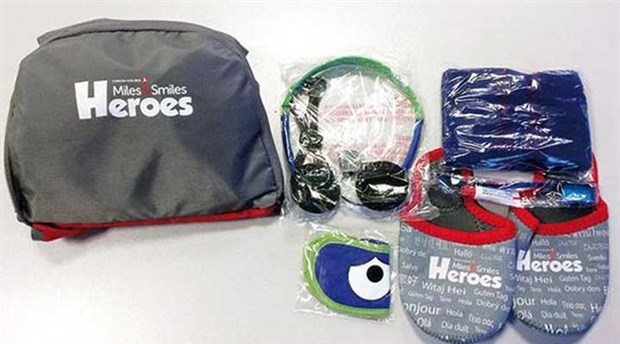 Turkish Airlines discards its 'Heroes' branded items