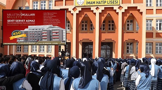 Öğrenciler 'parayla' imam hatibe çekiliyor