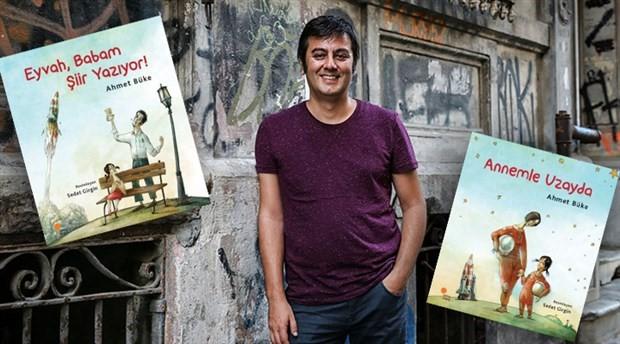 Usta öykücü Ahmet Büke bu kez çocuklar için yazdı
