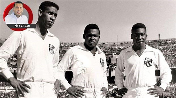 Pele ve Santos: Futbolun turneye çıktığı zamanlar