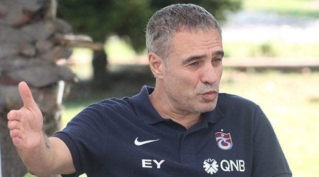 Ersun Yanal: Trabzonspor mutlaka zirve yarışının içinde olacak